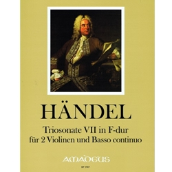 Handel, GF Sonata VII in F Major