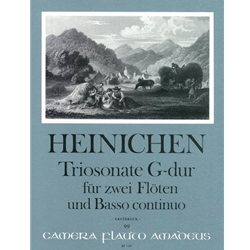 Heinichen Trio Sonata in G Major