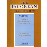 Bernstein: Jacobean Collection, Vol. 1 (score & parts)