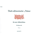 Wohlgemuth, ed.: Duets of Old French Masters