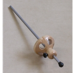 Bass Recorder Floor Peg