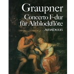 Graupner Concerto in F Major (Keyboard Reduction)