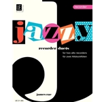 Rae, James: Jazzy Recorder Duets
