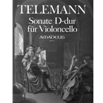 Telemann, GP Sonata in D Major (Der getreue Musikmeister; TWV 42:F10)