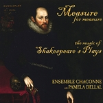 Measure for Measure: the music of Shakespeares's Plays