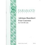 Banchieri: Four Canzonas