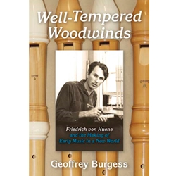 Burgess: Well Tempered Woodwinds
