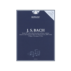 Bach, JS: Sonata in F after BWV 1035