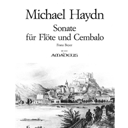 Haydn Sonata in G Major (Divertimento)