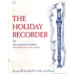 Burakoff, Gerald Holiday Recorder (Sc)