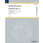Woodcock, Robert: Concerto No. 4 in a minor (score & parts)