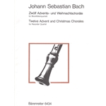 Bach, JS 12 Advent & Christmas Chorales