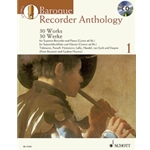 Telemann, Purcell, et al.: Baroque Recorder Anthology Vol. 1