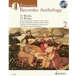 Hotteterre, Lully, Handel, et al.: Baroque Recorder Anthology Vol. 2