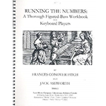 Fitch & Ashworth: Running The Numbers: A Thorough Figured-Bass Workbook for Keyboard Players
