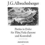 Albrechtsberger: Partita in D Major