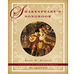 Duffin, Ross: Shakespeare's Songbook