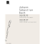 Bach, J.S.: Sonata in C after BWV1032