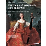 Biordi, Paolo, Ghielmi: Complete & Progressive Method for Viola da gamba, Vol. 2