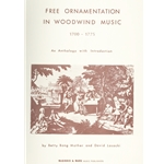 Mather & Lasocki: Free Ornamentation in Woodwind Music 1700-1775