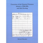 Maunder, Richard: Concertos of the Classical Viennese School and their Scoring