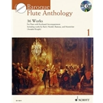 Bach, Handel, et al.: Baroque Flute Anthology, vol. 1