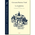 Vitali, Giovanni Battista: La Scalabrina