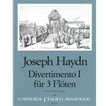 Haydn Divertimento I in C Major