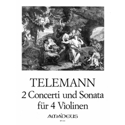 Telemann, GP Concerto G Major
