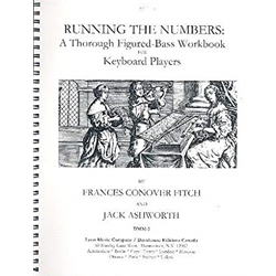 Running The Numbers: A Thorough Figured-Bass Workbook for Keyboard Players