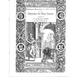 Chorales for Four Voices