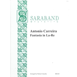 Carreira, Antonio: Fantasia in La-Re