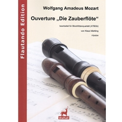 "Mozart, WA: Overture from ""The Magic Flute"""