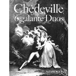Chedeville, N 6 galante Duos op. 5