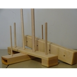 Deluxe Recorder Stand Maple